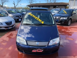 FIAT IDEA 1.4 BENZINA VERSIONE EMOTION FULL OPTIONAL ANNO 2006