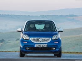 SMART FOR TWO 1.0 70 CV PASSION