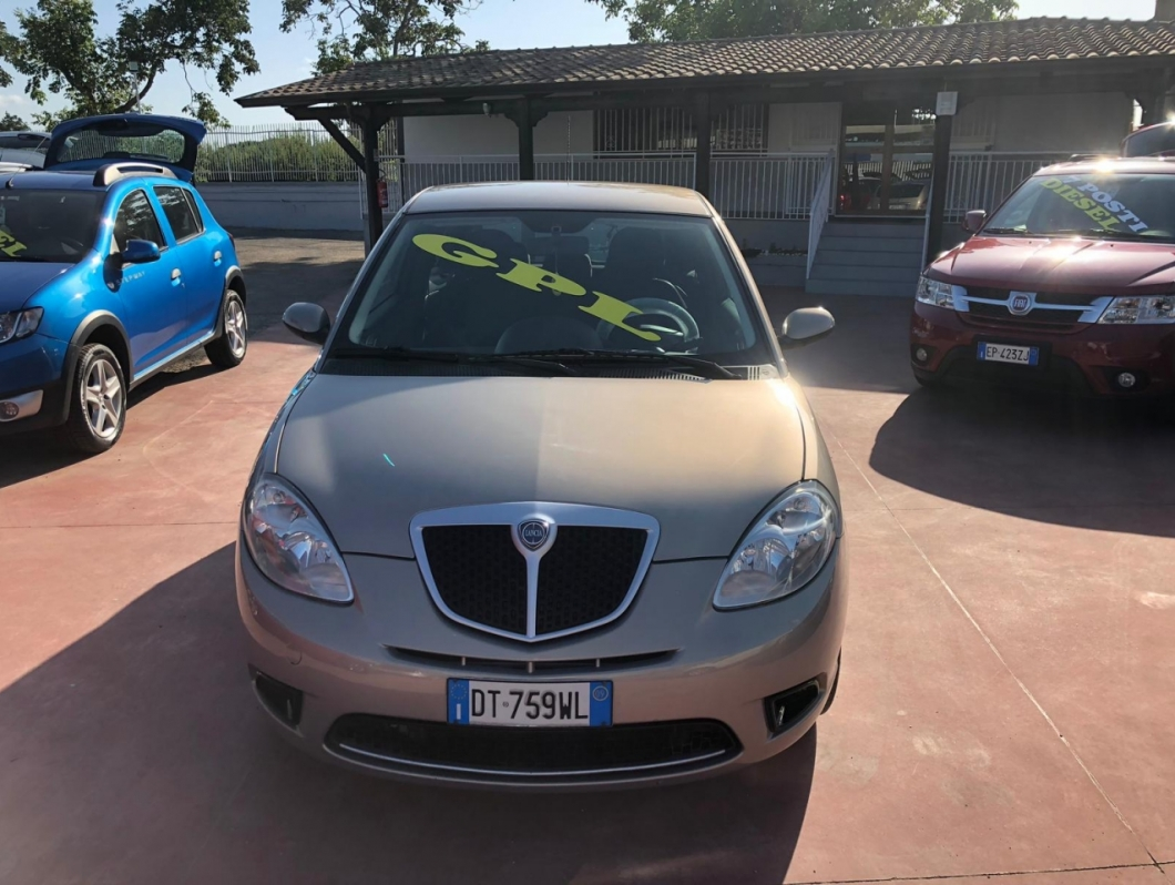 LANCIA YPSILON 1.4 GPL ECO CHIC 2009