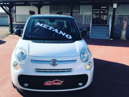 FIAT 500 L 900 TWIN AIR TURBO METANO 2013 LOUNGE