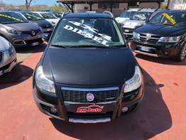 FIAT SEDICI 1.9 MULTIJET 4X4 EMOTION